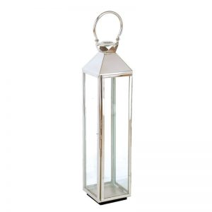 Cedro Tall Metal Lantern