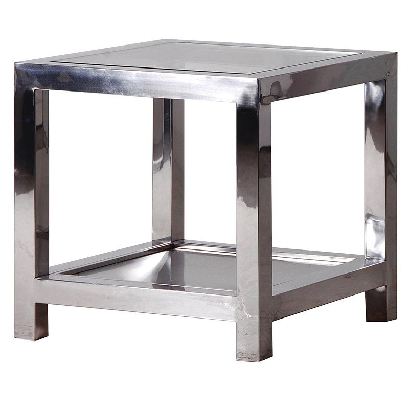 Logan Metal Side Table