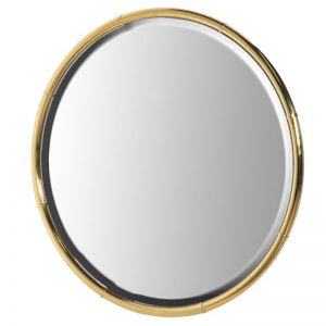 Lucia Round Wall Mirror