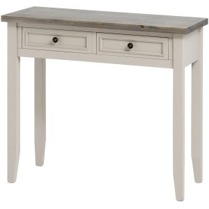 The Studley Collection 2 Drawer Console