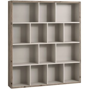 The Studley Collection Multi Shelf Wall Unit